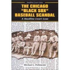 an analysis of the 1919 world series scandal involving eight players Months after the world series in 1919 1919 world series black sox scandal the first three games went as planned involving the players losing and.